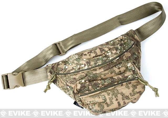 TMC Tactical CCW Waist Pack - PenCott Badlands