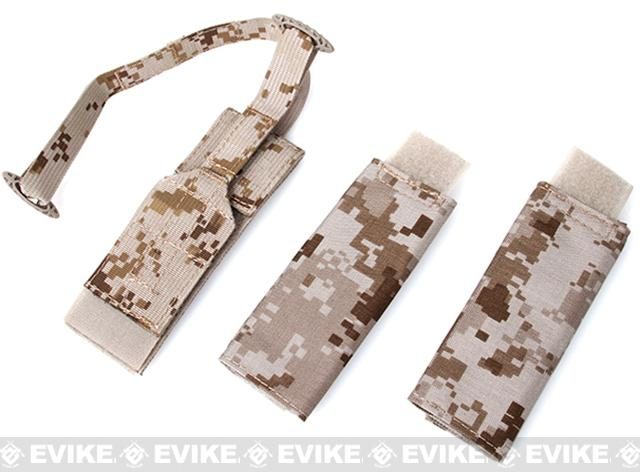 TMC Doff Webbing Kit for JPC Plate Carriers - AOR1