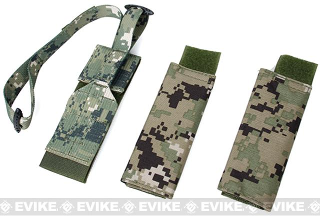 TMC Doff Webbing Kit for JPC Plate Carriers - AOR2