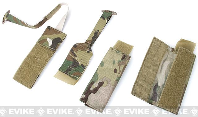 TMC Doff Webbing Kit for JPC Plate Carriers - Multicam