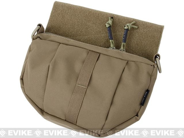 TMC Hook and Loop ADDON Plate Carrier Fanny Pack - Coyote Brown