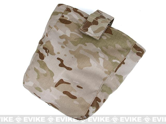TMC Curve Roll-Up Dump Pouch - Multicam