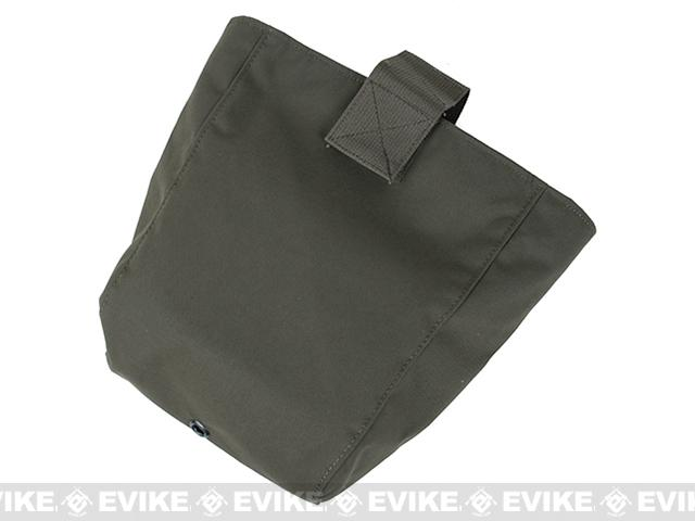 TMC Curve Roll-Up Dump Pouch - Ranger Green