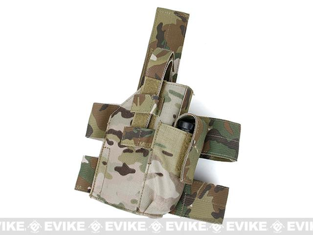 TMC NBD Drop-Leg Holster - Multicam (Right Hand)