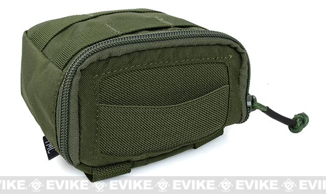 TMC Disposable EMT Glove Pouch  - OD Green