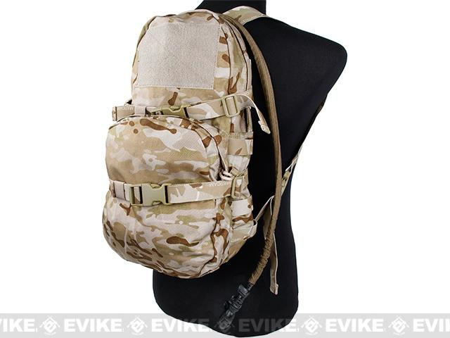 TMC Modular Assault Pack w/ 3L Hydration Bag (Color: Multicam Arid)