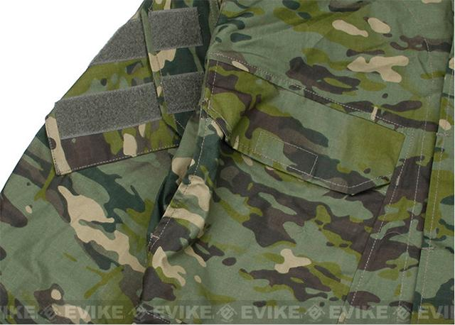 TMC G3 Combat Field Shirt - Multicam Tropic (Size: Medium)
