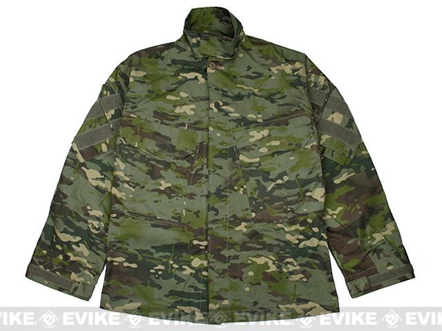 TMC G3 Combat Field Shirt - Multicam Tropic (Size: Large)
