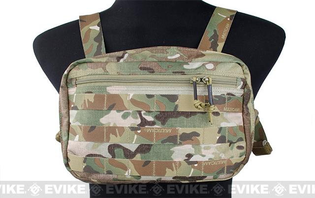 TMC Tactical Combat Chest Recon Bag - Multicam
