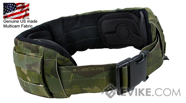 TMC Low Profile Battle Belt - Multicam Tropic