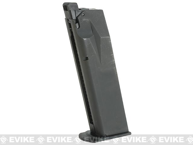 Gas Magazine for Toyko Marui P226 E2 Series Gas Blowback Airsoft Pistols - Black