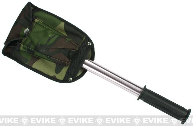 Compact Shovel / Axe Combo Outdoor Essential Tool