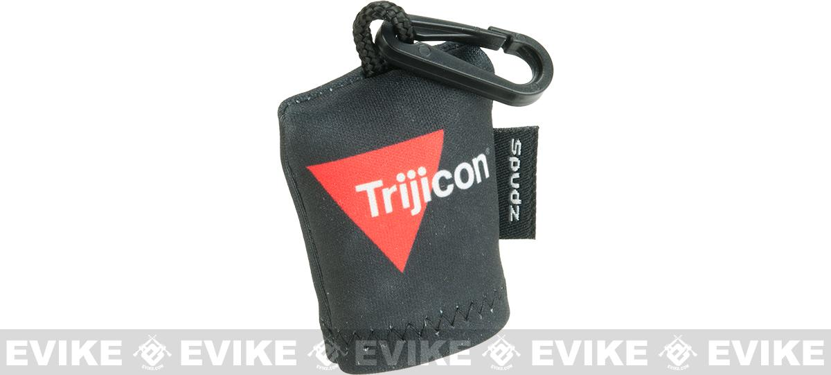 Trijicon Black Lens Cloth Keychain by SPUDZ