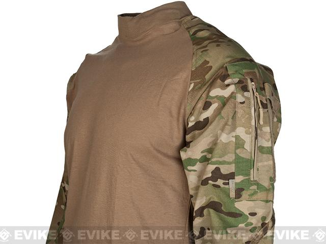 Tru-Spec Tactical Response Uniform  Combat Shirt - Multicam (Size: X-Large)