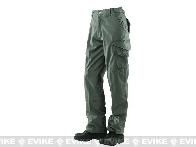 Tru-Spec 24-7 Tactical Response Uniform Pants - OD Green (Size: 40x32)