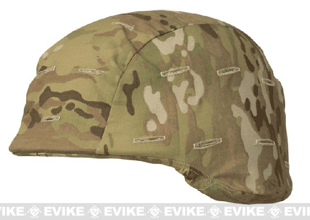 Tru-Spec NY/CO Helmet Cover for PASGT Helmets - Multicam (Size: XS/SM)
