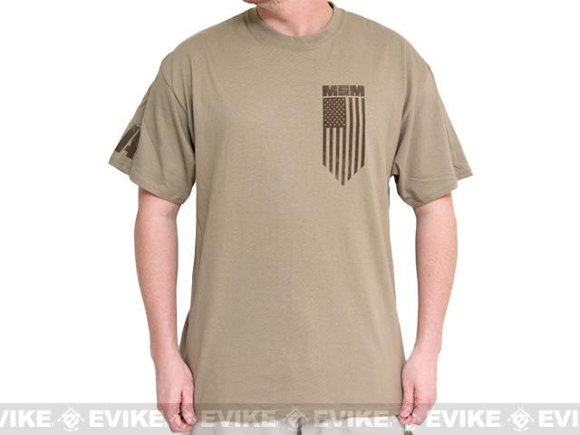 z Mil-Spec Monkey DTOM-2A Shirt - Dusty Brown / Large