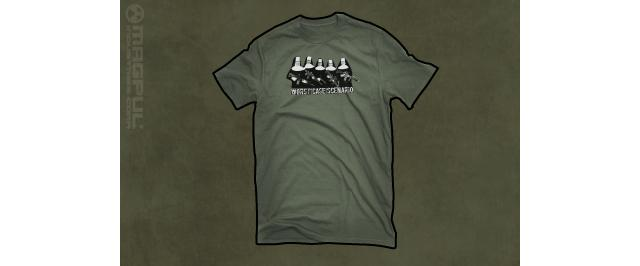 z Magpul Worst Case Scenario T-Shirt - Medium