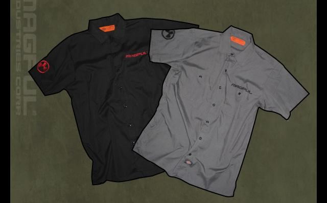 z Magpul Gunsmith Dickies Shirt - Black / X-Large