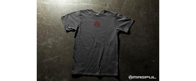 Magpul Branded Center Icon T-Shirt - Smoke / Medium