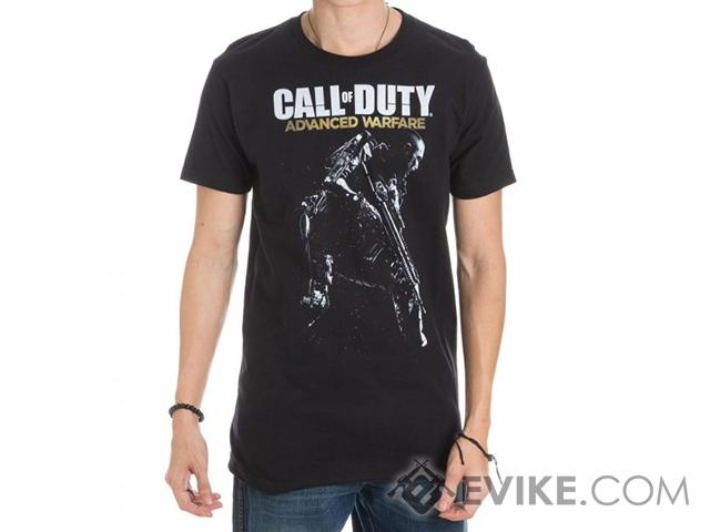 Call of Duty Advanced Warfare Gunman T-Shirt (Size: Large)