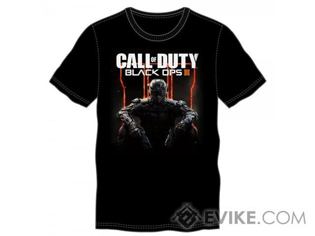 Call of Duty Black Ops III T-Shirt (Size: Large)