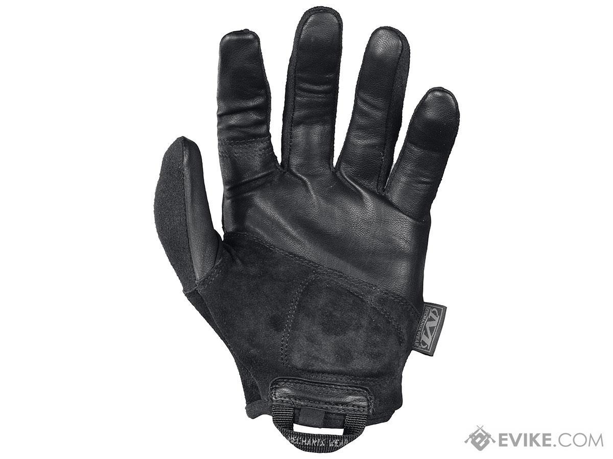 Mechanix Wear Breacher Covert Tactical Gloves - Black (Size: Large)
