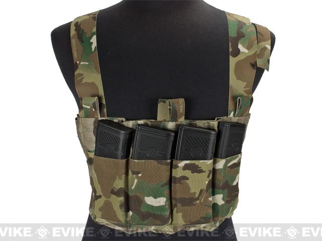 Blue Force Gear Ten-Speed M4 MOLLE Chest Rig - Multicam