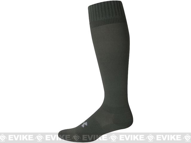Under Armour Men's HeatGear� Boot Sock - Foliage Green (Large)