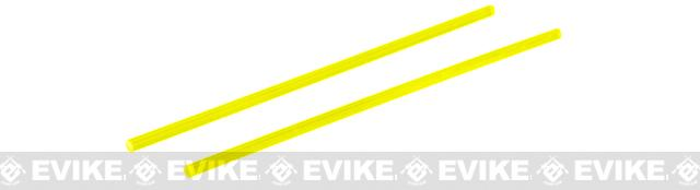 UAC Fiber Optic 1.5mm Rods for Sights - Yellow