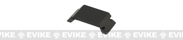 UAC IPSC Slide Cover for Hi-Capa Series Airsoft GBB - Open (Black)