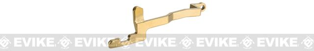 UAC Match Grade Steel Trigger Lever For TM M&P 9 - Gold