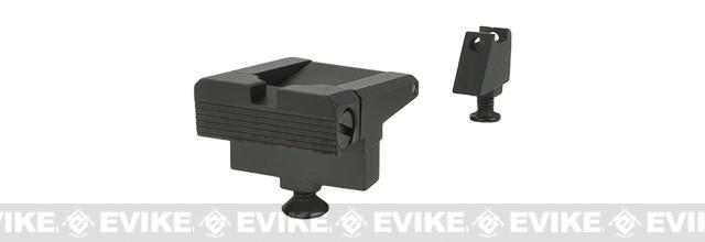 UAC Adjustable Sight Set for TM G-Series Airsoft GBB Pistols