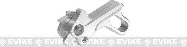 UAC Match Grade Stainless Steel Hammer For Hi-Capa Series Airsoft Pistols Type B - Silver