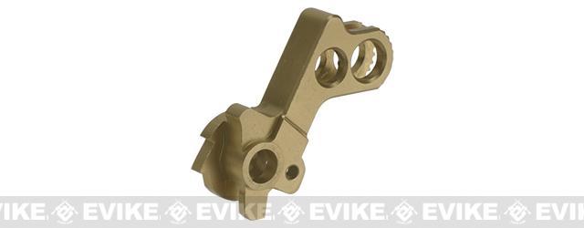 Match Grade Stainless Steel Hammer For Hi-capa Type D (Gold
