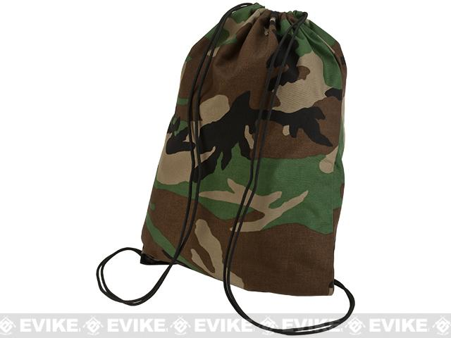Aprilla Design Urban Cinch Sack - Woodland