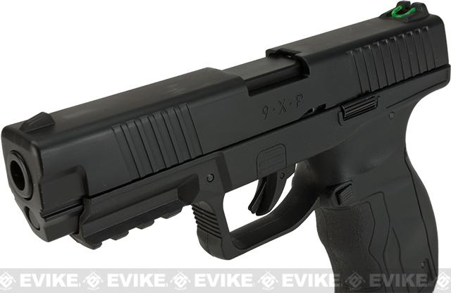 Umarex 9XP Blowback 4.5mm CO2 Powered Air Pistol - Black (4.5mm AIRGUN NOT AIRSOFT)