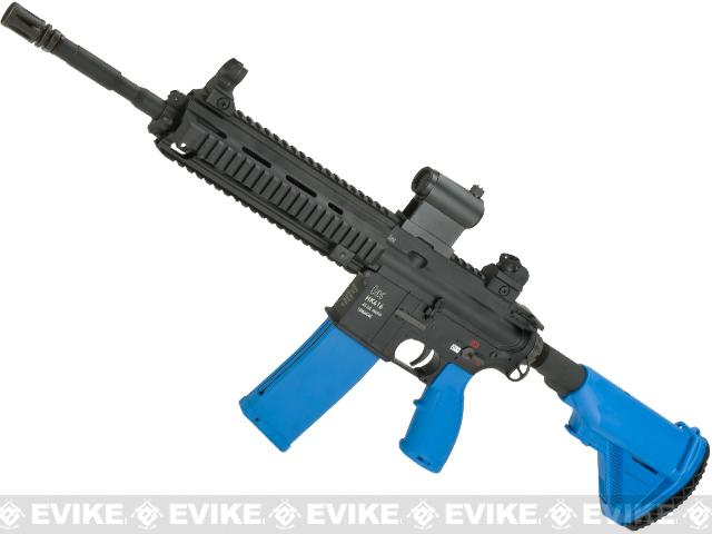 T4E Training for Engagement Heckler and Koch 416 Carbine CO2 Powered .43 Caliber Training Marker - Blue