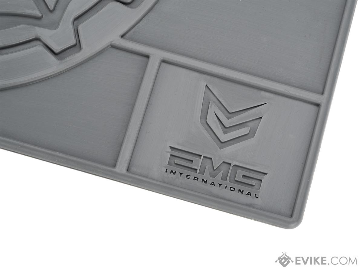 EMG / Umbrella Armory Tech Mat Pro Rubber Work Mat (Color: Wolf Grey)