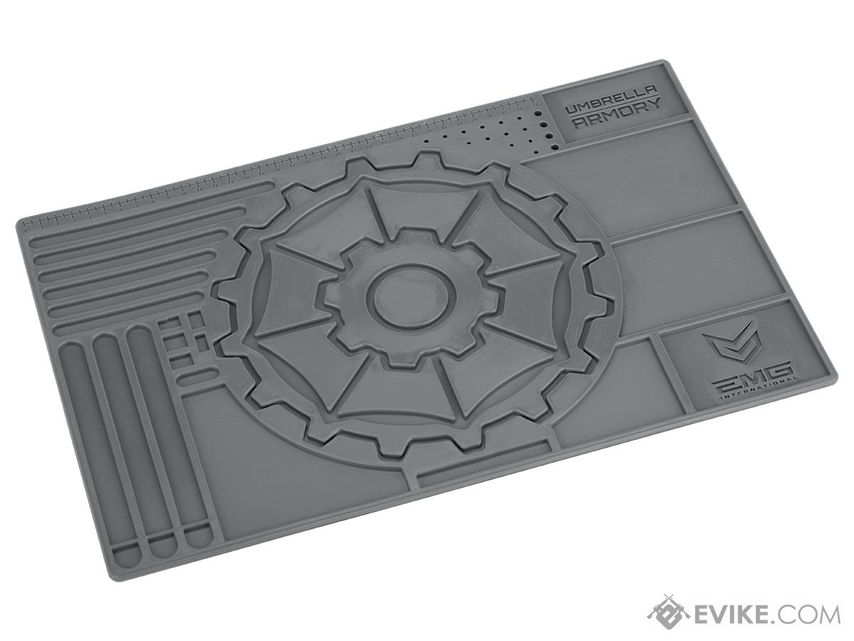 EMG / Umbrella Armory Tech Mat Pro Rubber Work Mat (Color: Wolf Grey)