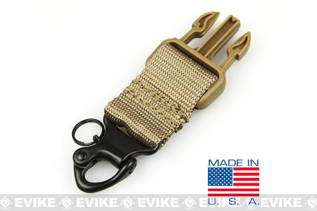 Snap Shackle Upgrade Kit for Condor & Comp. Slings - Tan