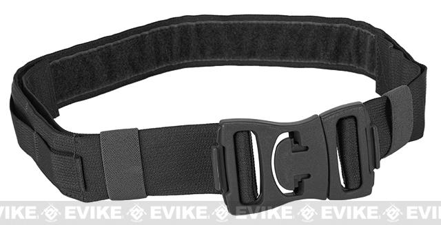 Condor Universal Pistol Belt - Black (Size: Small / Medium)