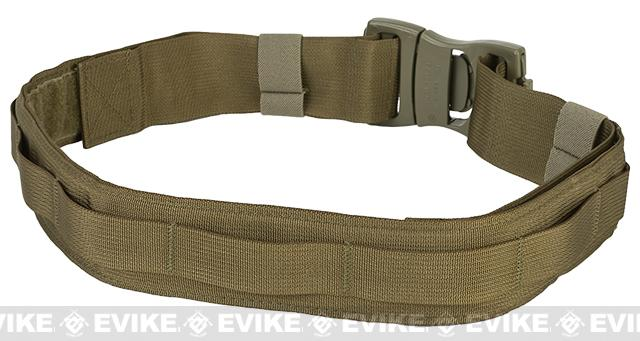 Condor Universal Pistol Belt - Tan (Size: Medium / Large)