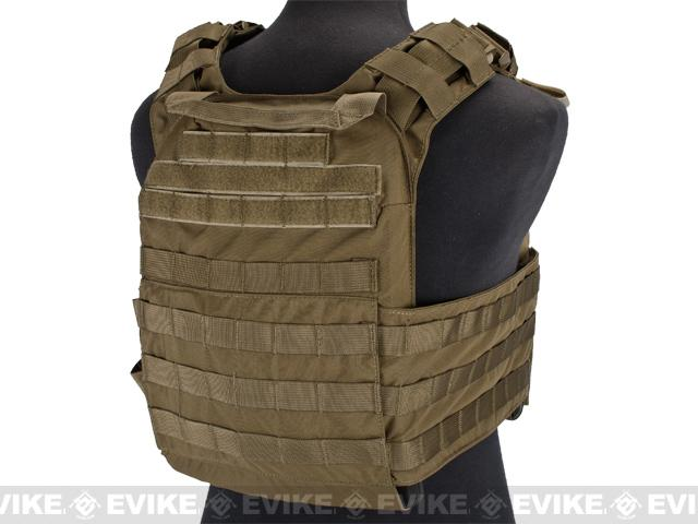 Condor Cyclone Lightweight Plate Carrier - Black