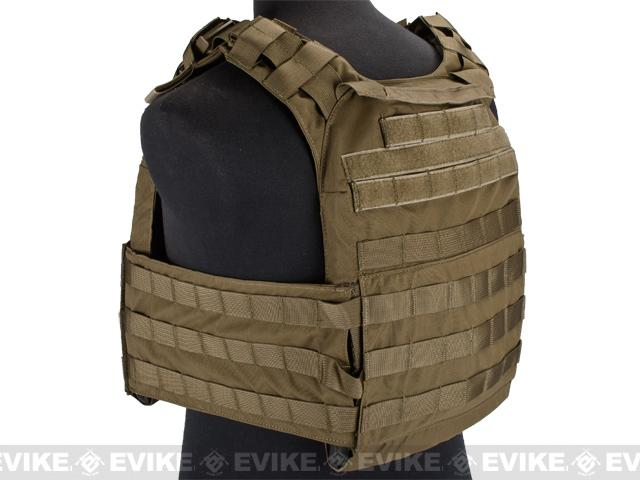 Condor Cyclone Lightweight Plate Carrier - Tan