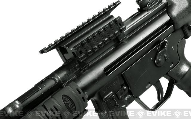 z UTG New Gen H&K MP5 G3 High-profile Claw Mount with Double Rails