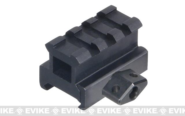 UTG 0.83 High 3-Slot Med-Profile Super Compact Riser Mount