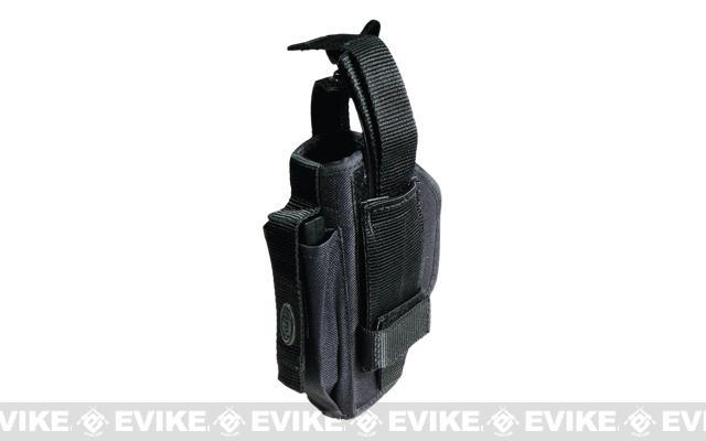 UTG Deluxe Ambidextrous Belt Holster - Black