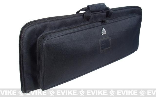 UTG Homeland Security 34 Covert Gun Case - Black
