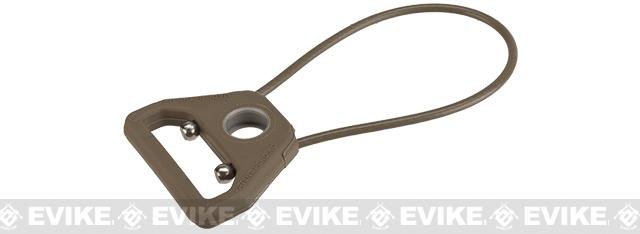 Molded Universal Wire Loop - Coyote Brown